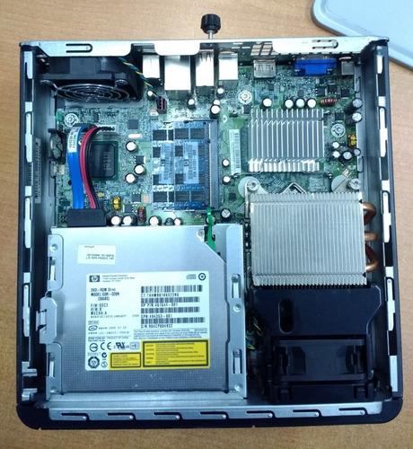 hp 7900 usdt remanufacturada 320gb sshd c2duo e8600 4gb ram