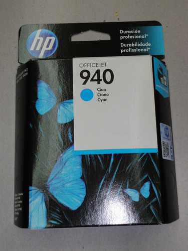 hp 940 magenta cartucho c4904al officejet 8000 8500 8500