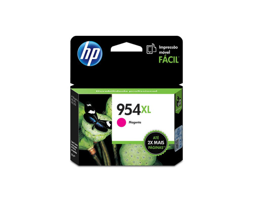 hp 954xl l0s65al tinta magenta comp/officejet pro 8710/8720/