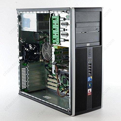 hp business desktop elite (intel de doble núcleo de cpu de