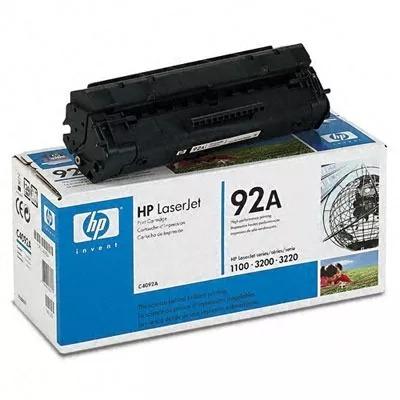 hp c4092a 92a 4092 4092a c4092 laserjet 1100 3200 toner