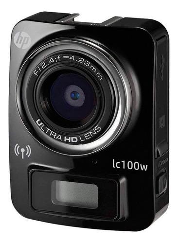 hp cámara digital extrema deportiva lc100w 4k wifi ecamnet