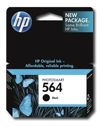 hp cartucho de tinta original 564 negro cuotas