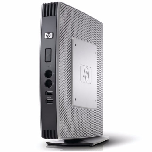 hp  client hst nc 600 tc terminal tonta o cliente ligero