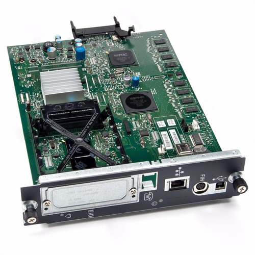 hp color laserjet cm4540 board - ce871-60001