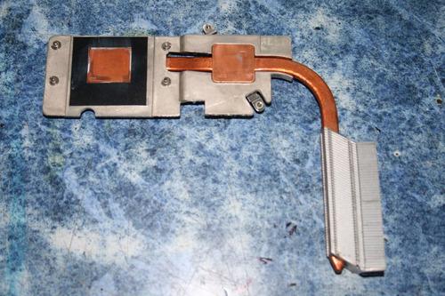 hp compaq 515 disipador con ventilador