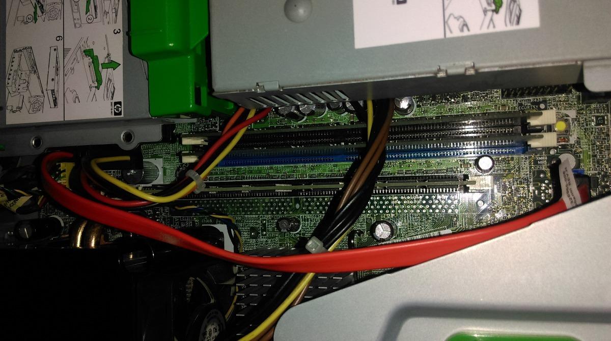 HP SFF COMPAQ DRIVER CARTE DC7100 SON TÉLÉCHARGER