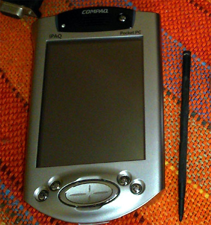 IPAQ 3835 POCKET DRIVERS FOR WINDOWS 7