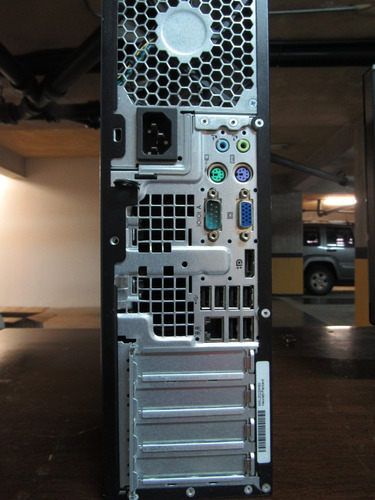hp compaq pro 6200 pro intel core i5 4gb ram 500gb dd win 7