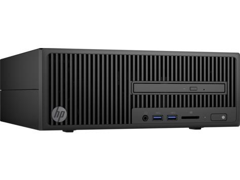 hp computador pc  280 g2 core i3 + monitor hp v194 w5y88lt