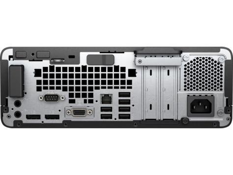 hp computadora hp prodesk 600 g3 sff, intel core i5-6500 3.2