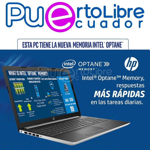 hp core i7 8va gen - 20gb ram 1tb turbo + led touch + regalo