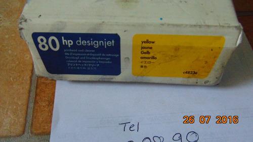 hp designjet 80  c4823a amrillo