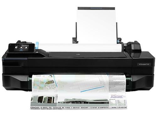 hp designjet t120 rollo de papel a1 +kit cartucho rellenable