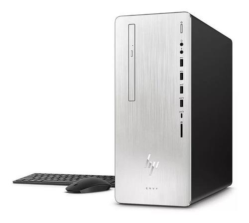 hp desktop envy tela 32  i7+8700 2tb 28 gb ram 2tb hd
