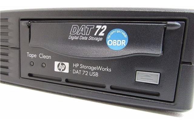 HP STORAGEWORKS DAT 72 USB WINDOWS 10 DRIVER
