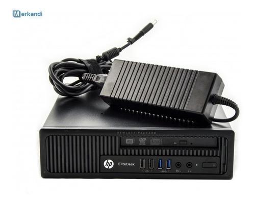 Hp Elitedesk 800 G1 Ultra Slim Desktop Pc