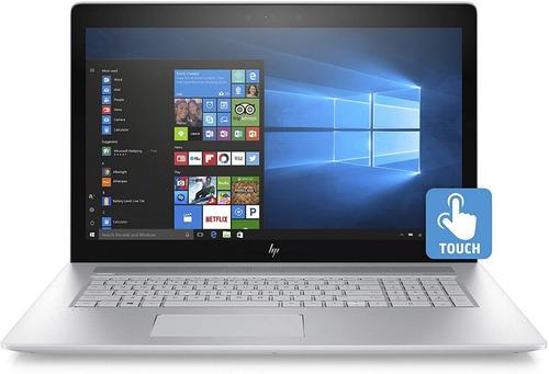 hp envy 17-inch laptop, intel core i7-8550u