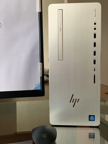 hp envy desktop tela32 pol  i7+8700 2tb hd 28gb ram