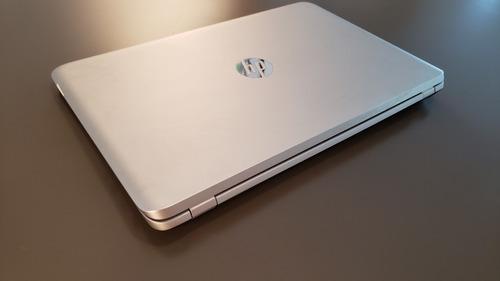 hp envy i5 | 2.60ghz | 240gb ssd | 15 polegadas | 16gb ram