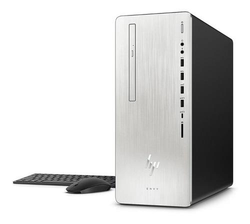 hp envy tela 32 pol i7+8700  ram 28gb memória 2tb