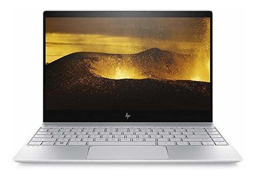 hp envy thin & luz laptop 13 fhd touch intel core i7-8550u ®