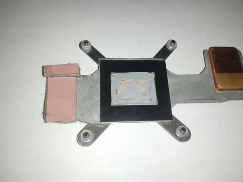 hp f500 ventilacion