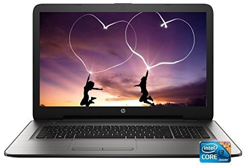 hp flagship 17.3 hd (1600 x 900) notebook pc portátil, int