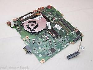 hp  hp 15-f laptop motherboard con procesador intel pentium