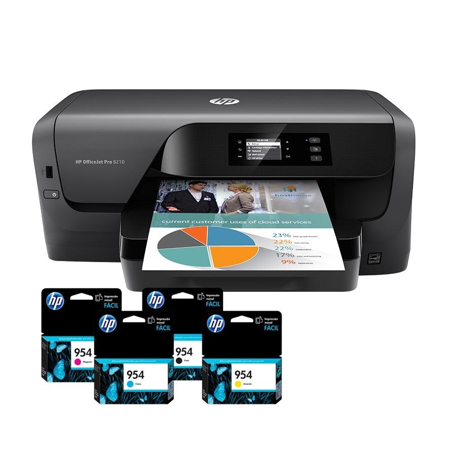 hp impresora a color officejet pro 8210 d9l63a en mercado libre. Black Bedroom Furniture Sets. Home Design Ideas