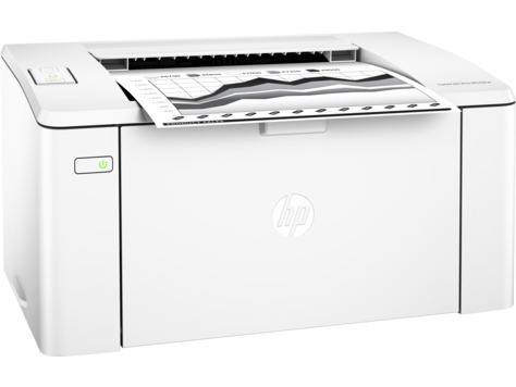 hp impresora laserjet pro m102w monocromática wifi