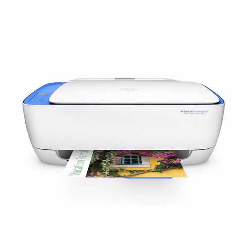 hp impresora todo en uno 3635 f5s44a + obsequio resma papel
