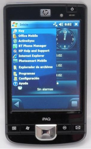 hp ipaq 216-wifi-accesorios-windows mobile-envío gratis