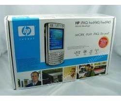 hp ipaq hw 6945 - zero na caixa raridade nunca usado troco