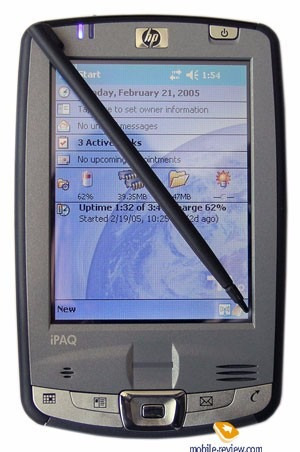 hp ipaq pocket pc hx2410 windows mobile