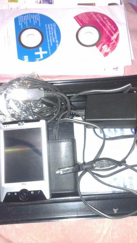 hp ipaq rx 3100 con todos sus accesorios