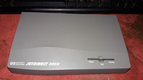 JETDIRECT 300X HP TREIBER WINDOWS XP