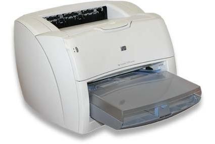 HP 1200/1300 Laser Printer Installation for Windows 7