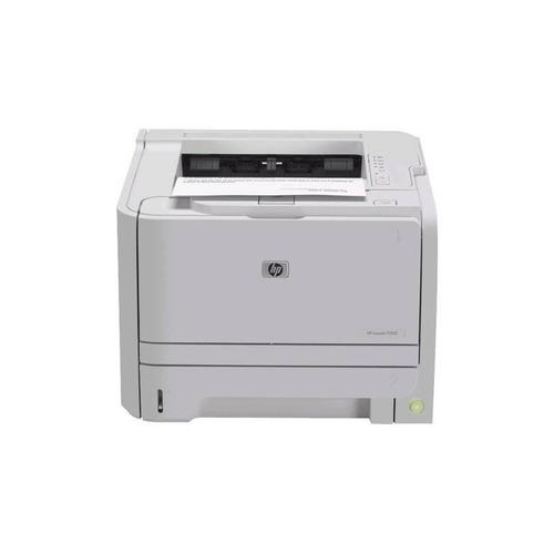 hp - laserjet p2035 impresora - gris reconstruida