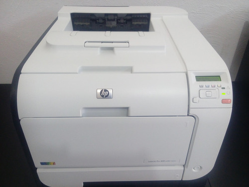 hp laserjet pro 400 m451dn color printer solo refacciones