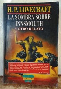 h.p. lovecraft la sombra sobre innsmouth y otro relato