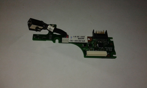 hp mini 110-1140la jack power