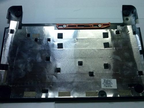 hp mini 110-3120br tampa base inferior 633961-001