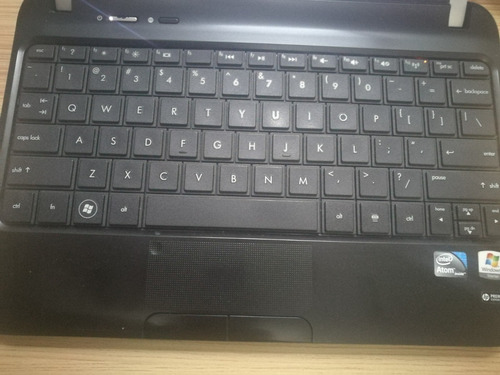 hp mini 110 pantalla 10.1, intel atom, 320 gb, 2 gb ram