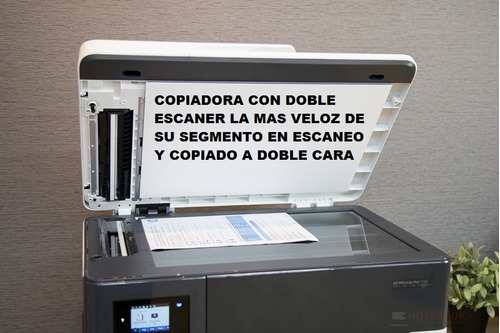 hp officejet pro 7740 a3 a4 wifi adf 2 bandejas tinta contin
