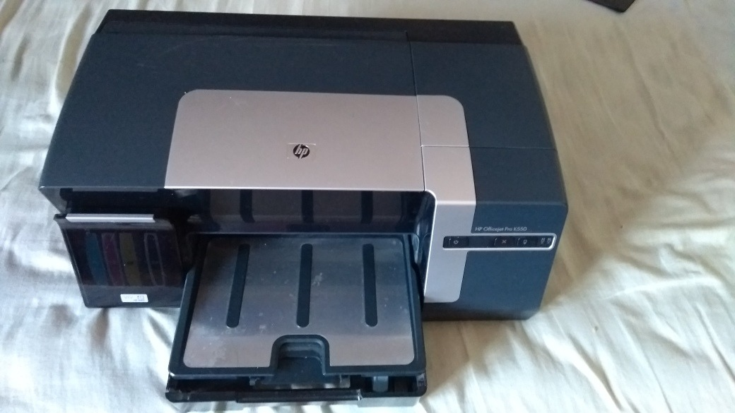 DRIVERS HP OFFICEJET K550