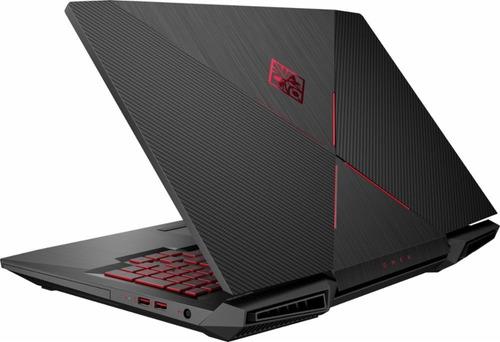 hp omen  17.3 laptop intel corei7 12gb ram amd radeon rx 580