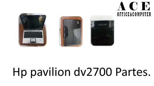 hp pavilion dv2700 partes.