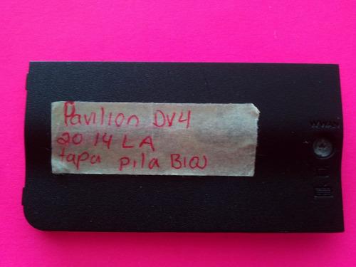 hp pavilion dv4 2014la cubierta/pila del bios ap03v000d00