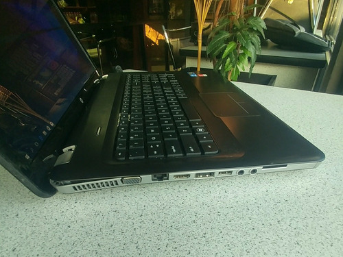 hp pavilion dv7-intel i7 widescreen 17.3  6gb ddr3, 500gb hd